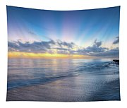 Rays Over The Reef Tapestry