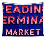Reading Terminal Market Tapestry