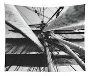 Ready For Sail Tapestry