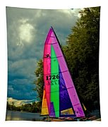 Ready To Sail Tapestry
