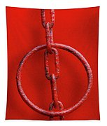 Really Red Tapestry