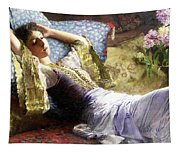 Reclining Odalisque Tapestry