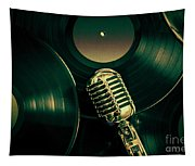 Recording Studio Art Tapestry
