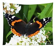 Red Admiral - Topwings Tapestry