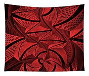 Red City 3 Tapestry