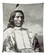 Red Cloud Chief Tapestry