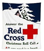 Red Cross Poster, C1915 Tapestry