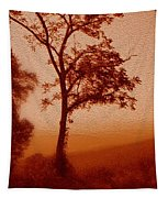 Red Dawn Tapestry