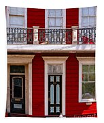 Red House-nola-marigny-2 Tapestry