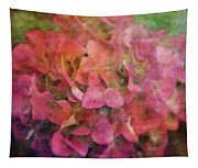 Red Hydrangea 2421 Idp_2 Tapestry