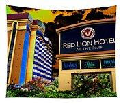 Red Lion Hotel In Spokane Tapestry