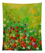 Red Poppies 450708 Tapestry