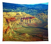 Red Rock Canyon Nevada Tapestry