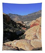 Red Rock Canyon Nv 7 Tapestry