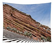 Red Rocks Amphitheater Tapestry