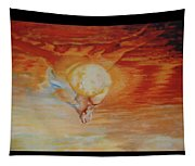 Red Sky Tapestry