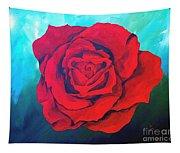 Red Velvet Tapestry