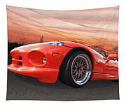 Red Viper Rt10 Tapestry