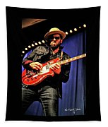 Red, White, And  Blues Man Tapestry