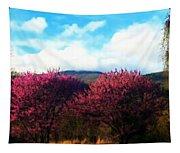 Redbud In The Blue Ridge Tapestry