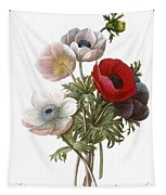 Redoute: Anemone, 1833 Tapestry
