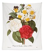 Redoute: Bouquet, 1833 Tapestry