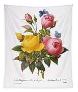 Redoute: Roses, 1833 Tapestry