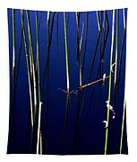 Reeds Of Reflection Tapestry