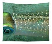 Reef Squid Tapestry