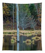 Reflected Tree Tapestry