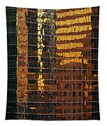 Reflecting Chicago Tapestry