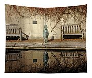 Reflecting Child Tapestry