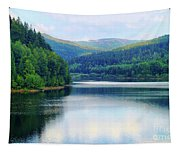 Reflection In The Water II Tapestry