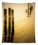 Reflections In Gold Tapestry