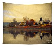 Reflections In Nakusp Tapestry