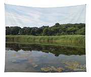 Reflections In The Marsh Tapestry