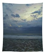 Reflections In The Surf Tapestry