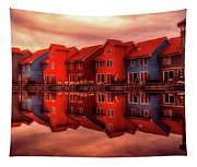 Reflections Of Groningen Tapestry