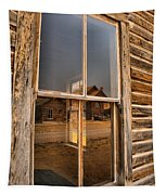 Reflections Of Montana Mining Tapestry