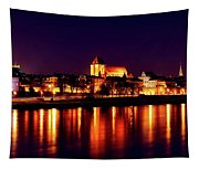 Reflections Of Torun Tapestry