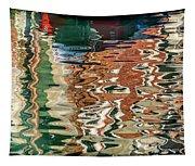Reflections Venice_dsc4687_03032017 Tapestry
