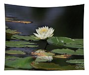 Reflective Lilly Tapestry