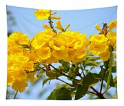 Refreshing Yellows Tapestry