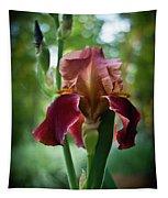 Regal Iris Tapestry