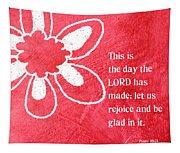 Rejoice Tapestry