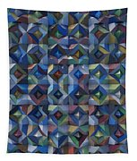 Relief M3 Corrugated Metal Tapestry