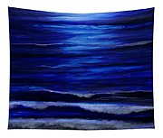 Remembering The Waves Tapestry