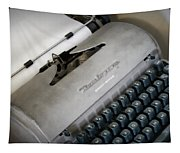Remington Quiet Riter Tapestry