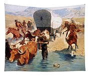 Remington: The Emigrants Tapestry