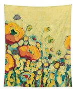 Reminiscing On A Summer Day Tapestry by Jennifer Lommers